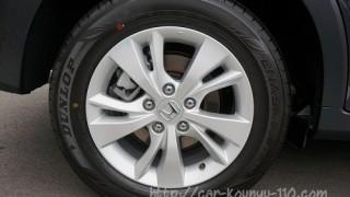 ヴェゼル ガソリンのタイヤ画像レビュー。メーカー&ブランドを確認