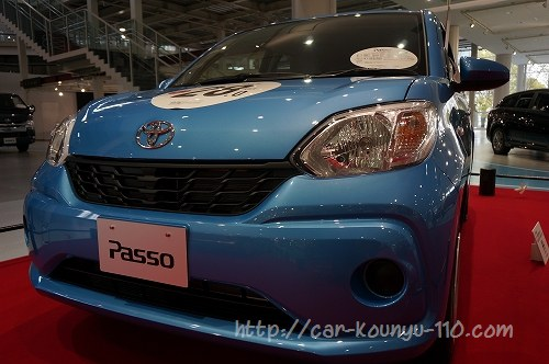 トヨタ新型パッソ画像0015