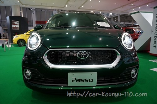 トヨタ新型パッソ画像0442