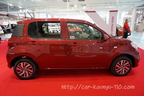 トヨタ新型パッソ画像0012