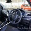 新型バレーノのXTの試乗の感想。フロントガラスの視界性がイマイチ!?