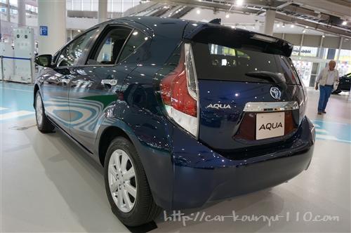 アクア特別仕様車画像0002