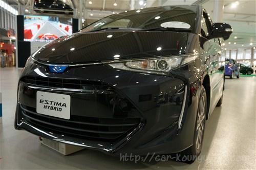 トヨタ新型エスティマ画像0015