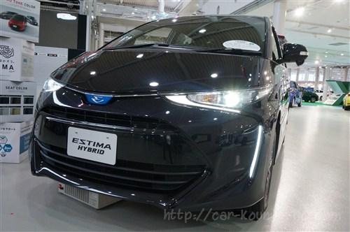 トヨタ新型エスティマ画像0692