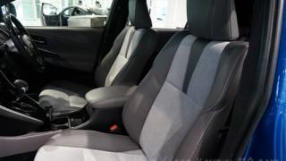 【グレーの内装の感想】ハリアー特別仕様車アッシュの画像インプレ