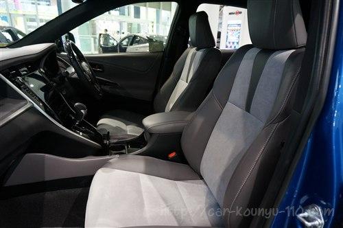 トヨタハリアー特別仕様車画像0843