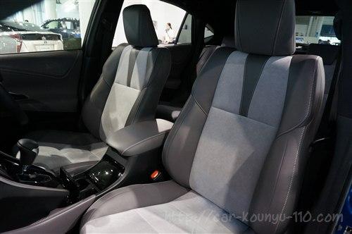 トヨタハリアー特別仕様車画像0830
