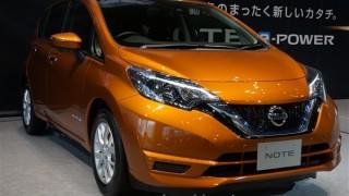 日産ノートeパワーの外装の実車画像【ボディサイズや特徴をわかりやすく紹介】